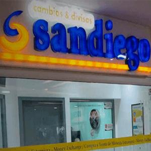 Cambios y Divisas Sandiego